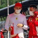 """Leclerc: """"Me costó un año adaptarme al Ferrari"""""""