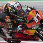 Resumen carrera Moto3: Acosta puede con Sergio García