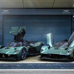 Valkyrie Spider o según Aston Martin, lo más parecido a conducir un F1 con especificaciones de LMP1