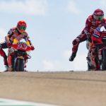 A Márquez se le resiste Ducati