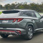 El Hyundai Tucson híbrido estrena acabado N-Line Sky