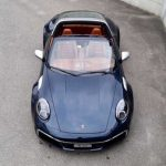 Este Porsche 911 Targa firmado por Ares Design quiere demostrar que no todos los 'Nueveonce' son iguales