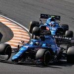 La gestión de carrera de Alonso asombra a Alpine