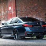 La última propuesta de Manhart es un BMW M5 CS con más de 750 CV en sus entrañas