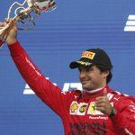 """Por mi parte es mi mejor fin de semana como piloto de Ferrari"""