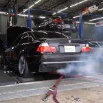 ¿Qué potencia conservará este BMW M3 tras 20 años y 280.000 Km?