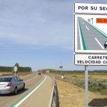 Qué son los dientes de dragón de una carretera de Burgos