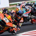 Resumen carrera Moto2 GP de San Marino: gesta de Fernández