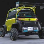 ¿Y si transformamos el Opel Rocks-e en un todoterreno extremo?