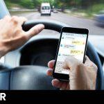 Cómo afecta al cerebro el uso del móvil en el coche