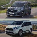 Comparación visual Ford Tourneo Connect 2022: ¿Acertada evolución?