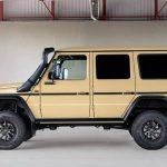 El Mercedes Clase G que no puedes comprar es el verdadero rival del Ineos Grenadier