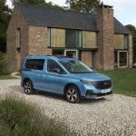 Nueva Ford Tourneo Connect: con todos los ingredientes anti-SUV y un poco de ayuda desde Alemania