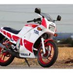 Yamaha TZR 80, el porno de los 16